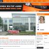 Website Sales Otomotif Murah