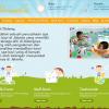Jasa Pembuatan Website Baby Spa